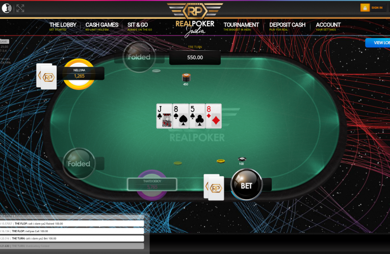 No Limit Holdem Poker Strategy